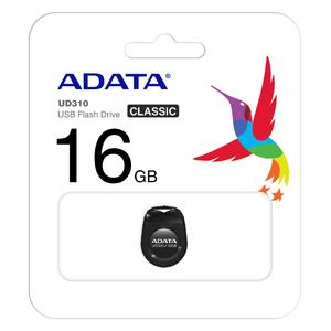ADATA USB FLASH DRIVE UD310 BLACK - 16GB - 32GB - 64GB - 1 YEAR WARRANTY
