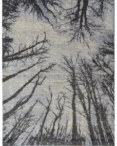MODERN ABSTRACT RUG TK- 14508 SIZE: 4'X6'.1''
