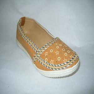 Sand Brown Imported Rexiene Shoes Slip-Ons For Women