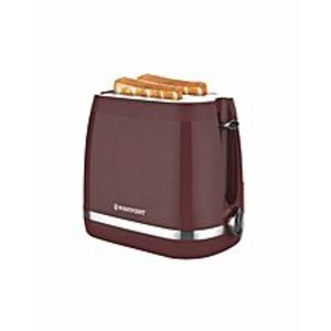 Westpoint Official WF-2589 - 2 Slice Cool Touch & Plastic Body Toaster - Maroon
