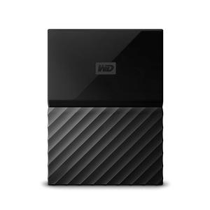 Western Digital 1TB My Passport Hard drive only For Apple - Black
