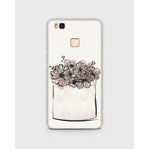Samsung S6 Edge Plus Cover In Hybrid Soft Case In Flower Box Design - 1Hybrid7