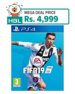 Electronic Arts FIFA 19 - Standard Edition - PlayStation 4