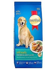 SMART HEART DRY FOOD DOG CHICKEN AND EGG FLAVOR 3 KG