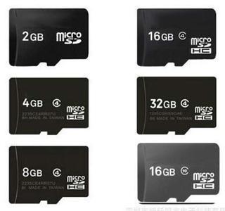 Micro SD HC - Memory Card 32GB 16GB 2 GB 8GB