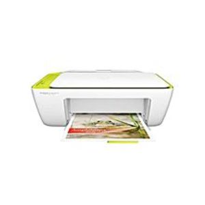 HP 2135 - DeskJet Ink Advantage All-in-One Color Printer - White