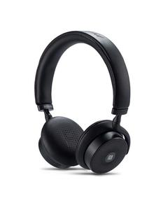RB-300HB - Touch Control Bluetooth Stereo Headphone with HD Microphone - Black