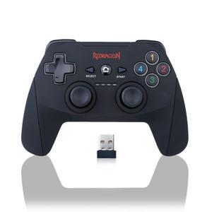 Redragon G808 HARROW Wireless GamePad Controller for PC, PSP3, PS3, Xbox360