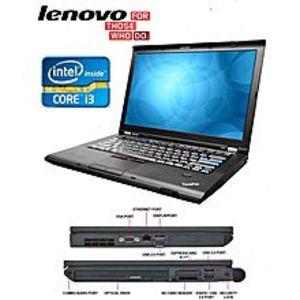 LenovoT420 Core I 3 2Nd Generation Laptop 4Gb/ 250Gb Camera Black Color ( Refurbished )