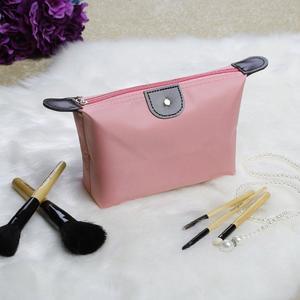 MA Candy Color Ladies Make-Up Folding Handbag Storage Waterproof Wallet Travel Bag