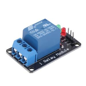 TE Effective Stable 1 Channel 5V Indicator Light LED Relay Module For Arduino