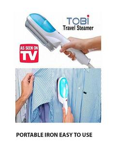 As Seen on TV  Tobi Steam Iron Brush - Blue & White