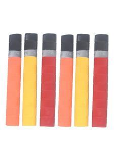 6 Cricket Bat Grip- Multicolor