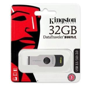Kingston  USB 32GB 3.0 DataTraveler SWIVL