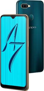 """OPPO A7 - 6.2"""" - 4GB Ram - 64GB - 16 MP Front - 13+2 MP Dual Rear"""