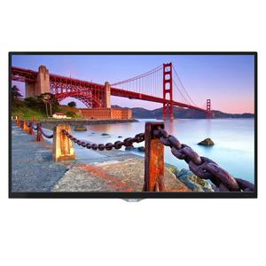 AKIRA MG102 24 Inch HD LED TV with Built-in Soundbar & DC Battery Compatible - Glossy  Black