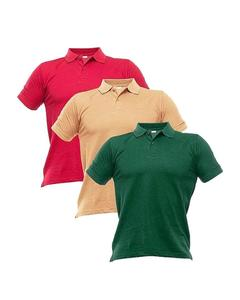 Pack Of 3 Polo T Shirts For Men