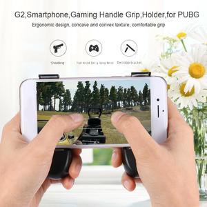 Vktech G2 Smartphone Gaming Handle Grip Controller Game Jostick Holder for PUBG
