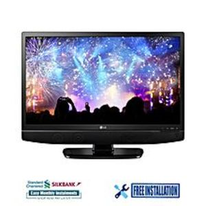 "LG MT48A - Full HD LED TV - 24"" - Black"