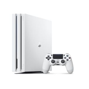 PlayStation 4 Pro One 1TB - White