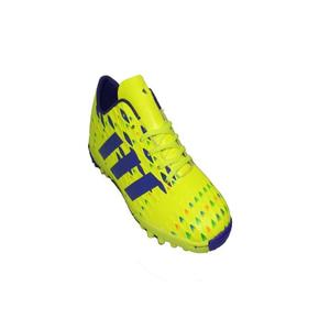 Yellow Football Gripper Shoes for Men