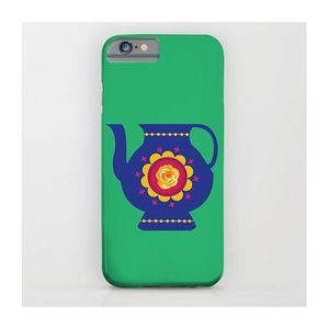 Desi Flower Lota Art Printed Mobile Cover (Samsung J7)
