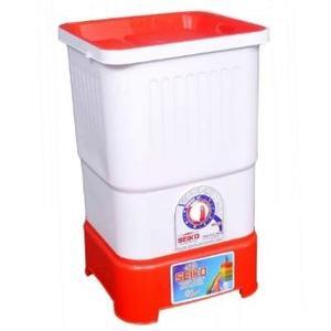 Baby Washer-baby Washing Machine -Semi Automatic-  - White
