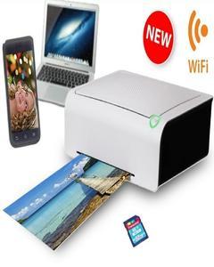 Hiti p310w photo printer / Wifi mobile photo printer