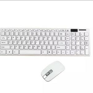 Combo Of 1 Wireless Keyboard HK3900 2.4GHz + 1 Wireless Mouse
