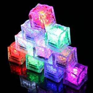 Pineberry DC4.5V Colorful Ice Cube Quick Flashing  LED Light