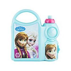 Techmanistan2 in 1 - Frozen Lunch Box with Water Bottle
