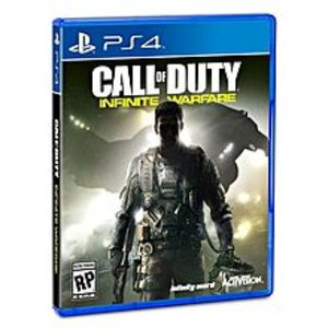 ActivisionCall of Duty: Infinite Warfare - Standard Edition - PlayStation 4