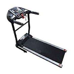 RevoRT100 - Power Motorized Treadmill- 3.0 HP Peak - Black