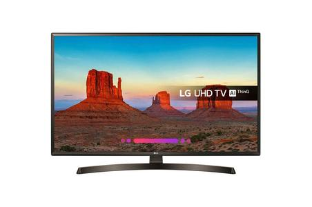 Samsung UHD LED flat smart tv 32 inch MU10000 with all android features and 32 gb free usb and free wall mount and 2 years warranty