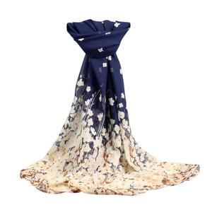 Fashion Women Long Soft Wrap scarf Ladies Shawl Chiffon Scarf Scarves DB