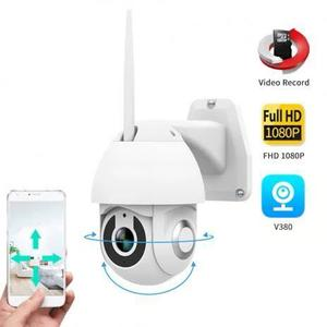HD 1080P WIFI IP Outdoor PTZ Camera With Night Vision