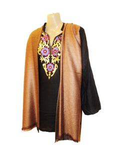 Silk Pashmina Shawls For Amazing Women -Wool