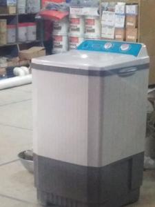 Super Asia 8 KG - Semi Automatic Copper Motor Washing Machine
