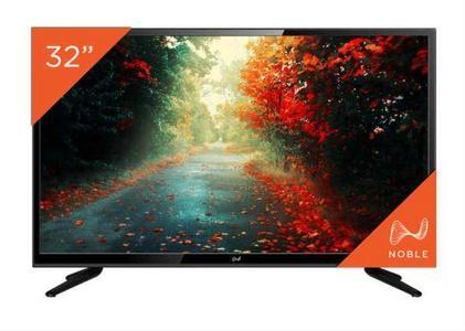 NOBEL 32 Inch Hd Ready Led Tv 32 - Black