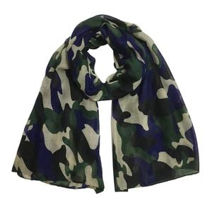 Women Fashion Camouflage Women's Shawl Pashmina Stole Scarf Scarves