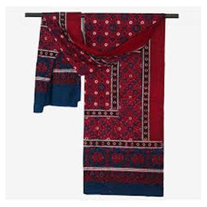 TRADITIONAL Multi Color Sindhi Ajrak