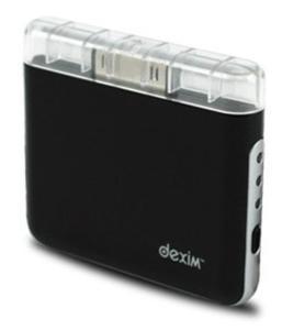 Dexim BluePack S2 Battery Backup for iPhone/iPod 1000 mAH