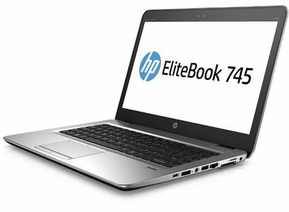 HP EliteBook 745 G3 14in Notebook PC - AMD A10-8700B 1.8GHz 8GB 256GB SSD Windows 10