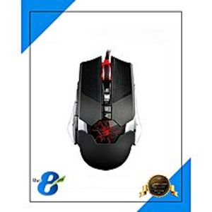 A4TECH Bloody T-50 Terminator Gaming Mouse Black & Silver