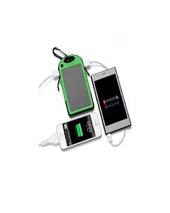 Solar And Electric Power Bank Waterproof 10000Mah