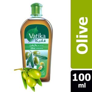 Vatika Olive Enriched Hair Oil - 100 ML