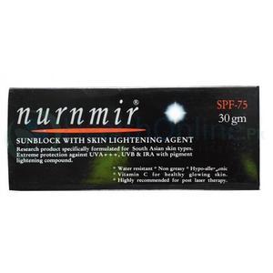 Nurnmir Sunblock Cream 30gm