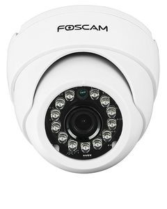 Foscam Foscam FI9851P - Indoor Dome 720p Wireless Camera - White