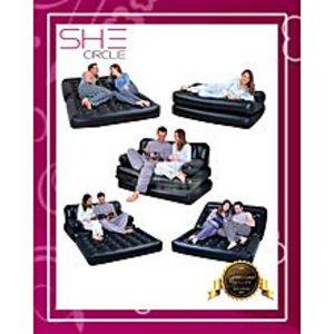 BestwayPure Comfort 5 In 1 Sofa Bed