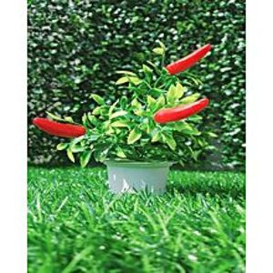 NS CollectionRed Pepper Tree Artificial Decoration Piece
